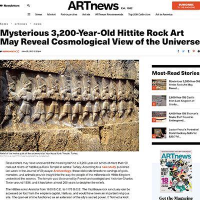 ARTnews Magazine online